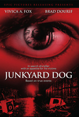 Junkyard Dog DVD - From Bass Entertainment Pictures